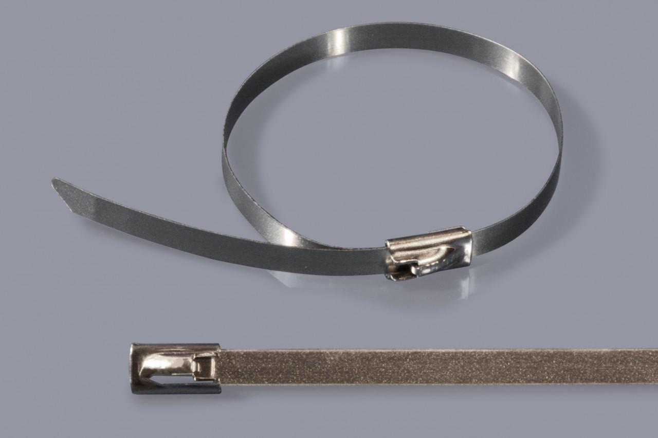 Metallkabelbinder Kabelbinder aus Metall | A.R.T. Elektromechanik