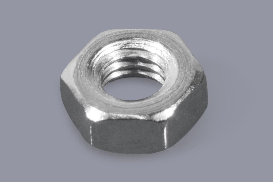 DIN 934 / ISO 4032 - Metall-Muttern Sechskant