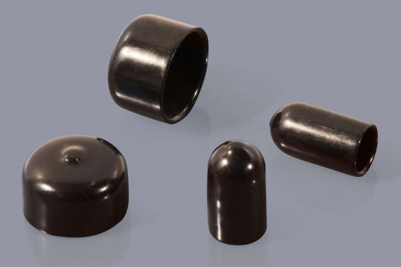 PVC-Kappen / Schutzkappen aus Weich-PVC