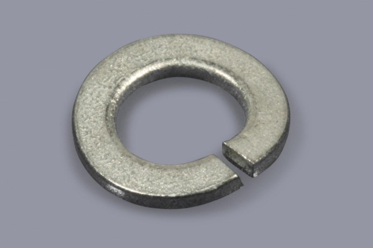 DIN 128 A - Federringe aus Metall gewölbt