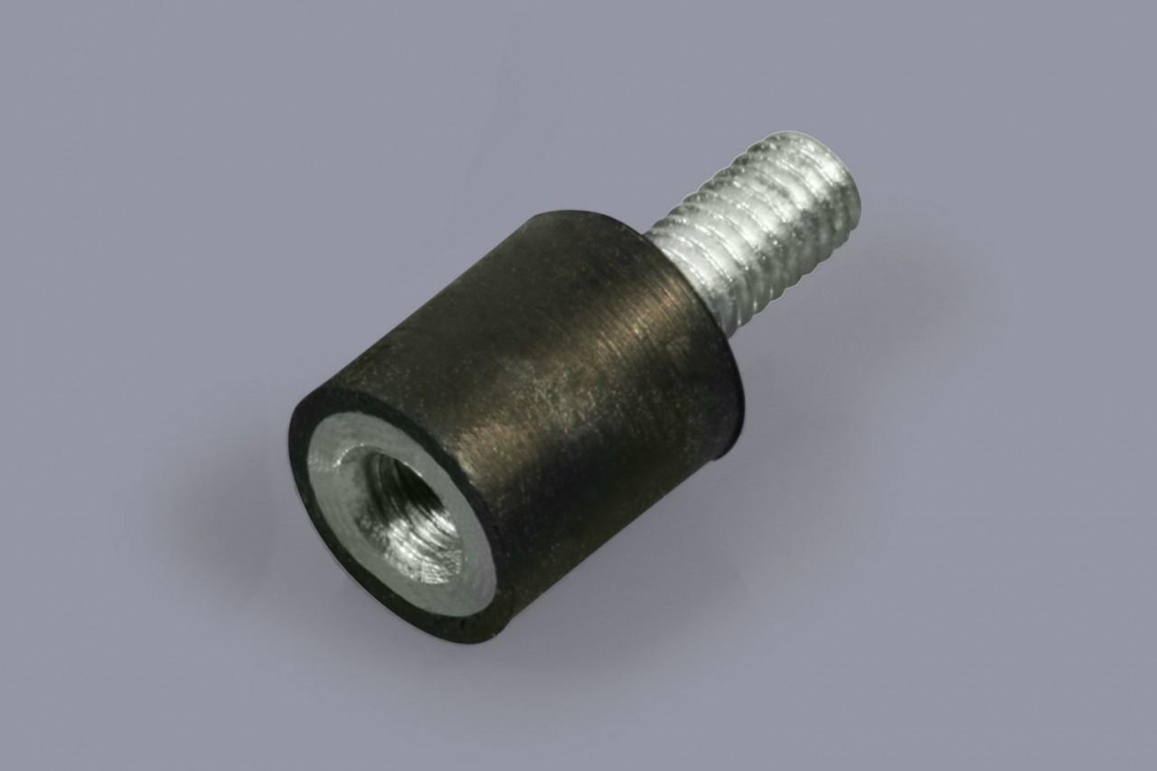 Schwingungsdämpfer / Schwingmetalle mit Außen- und Innengewinde