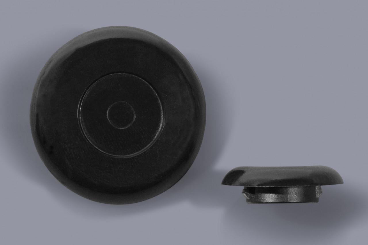 Membrantüllen aus Kunststoff und mit Gummimembran mit IP68 einrastend und als Blindstopfen geeignet