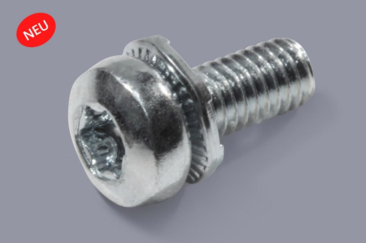 DIN 6900-5 Z-KO - Kombischrauben Torx mit Kontaktscheibe
