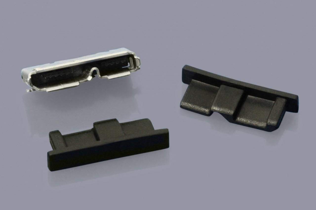 Staubschutzkappen für Micro-USB 3.0 Buchsen