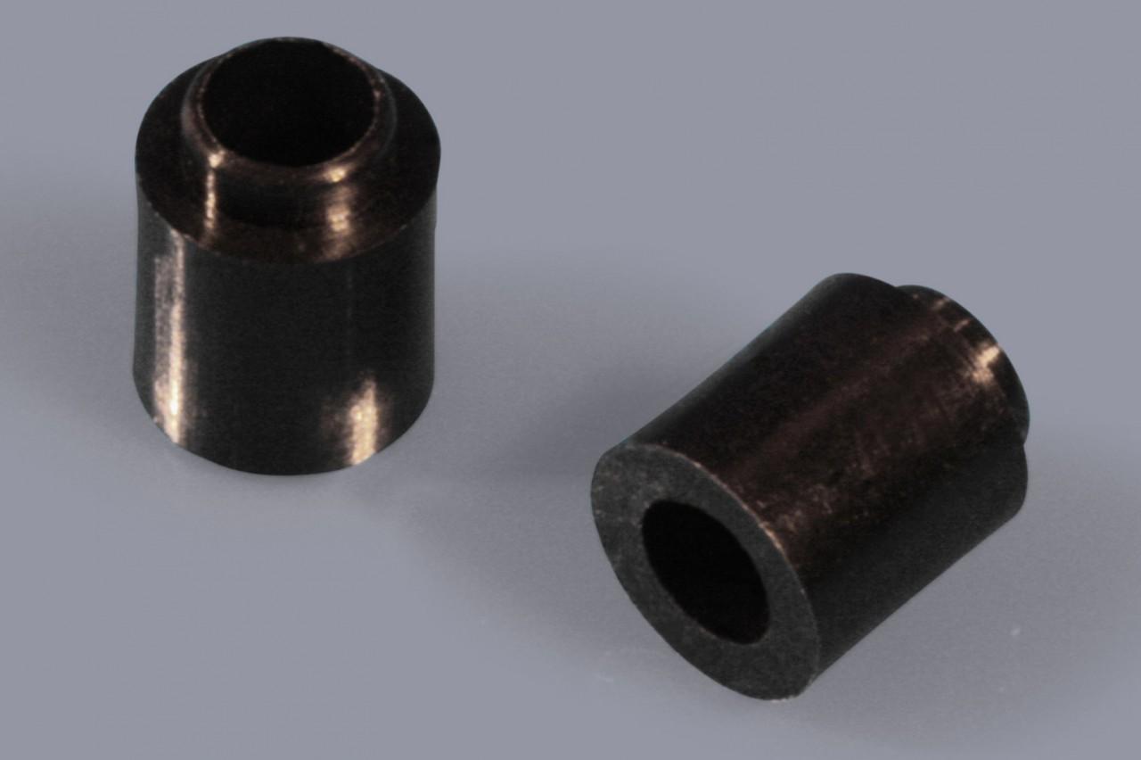 Distanzhülsen / Distanzröhrchen aus Kunststoff steckbar