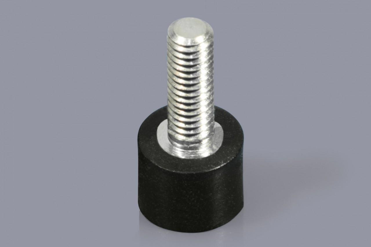 Schwingungsdämpfer / Schwingmetalle mit einem Außengewinde