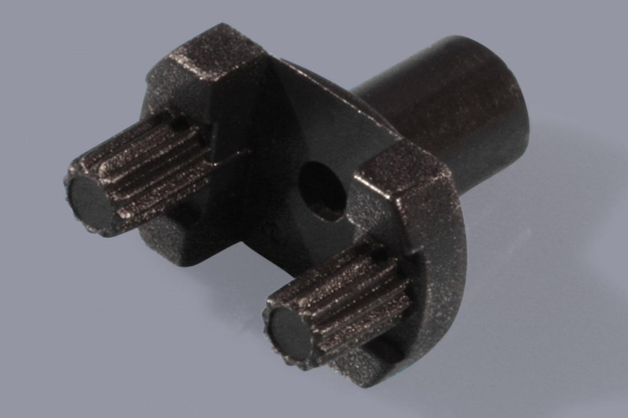SMD-Adapter für flexible Lichtleiter